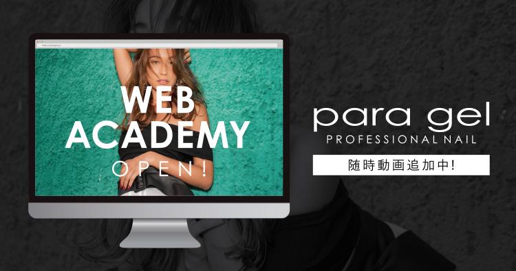 WEB ACADEMY OPEN!
